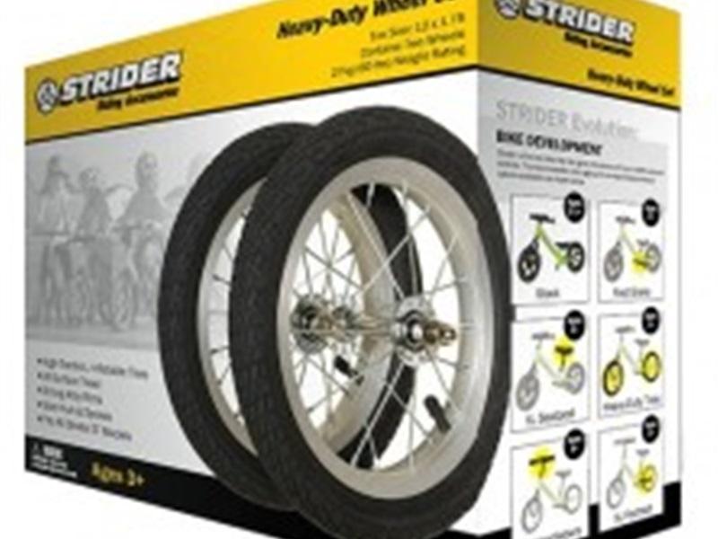 biciclette a  bilanciamento per bimbi Strider|Ecomuoviti | Accessor bici strider: Set ruote e pneum|Ecomuoviti